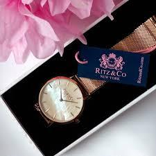 Ritz&Co review: Five reasons you should choose Ritz&Co handwatch