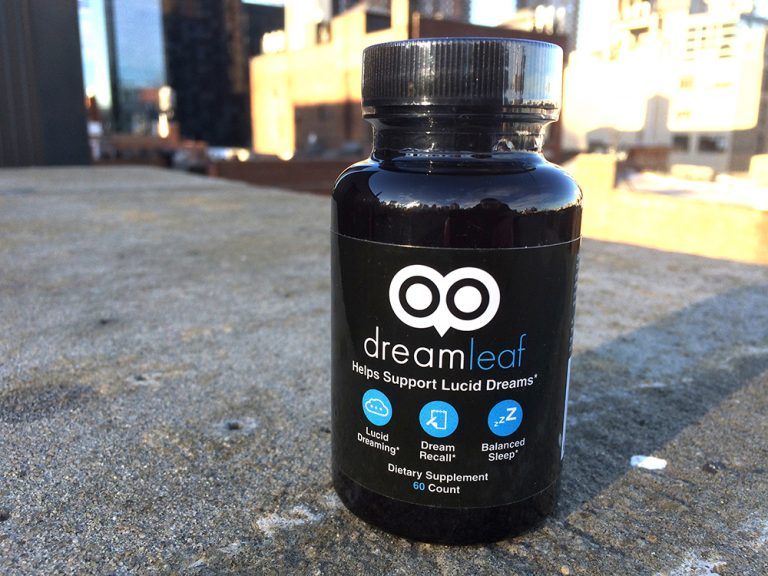 Lucid Dream Leaf Review – Improve Your Sleep With Lucid Dreaming Supplement