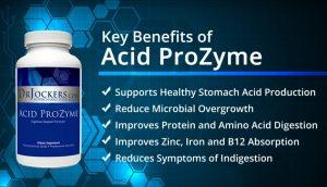 Drjockers Acid Pro-Zyme