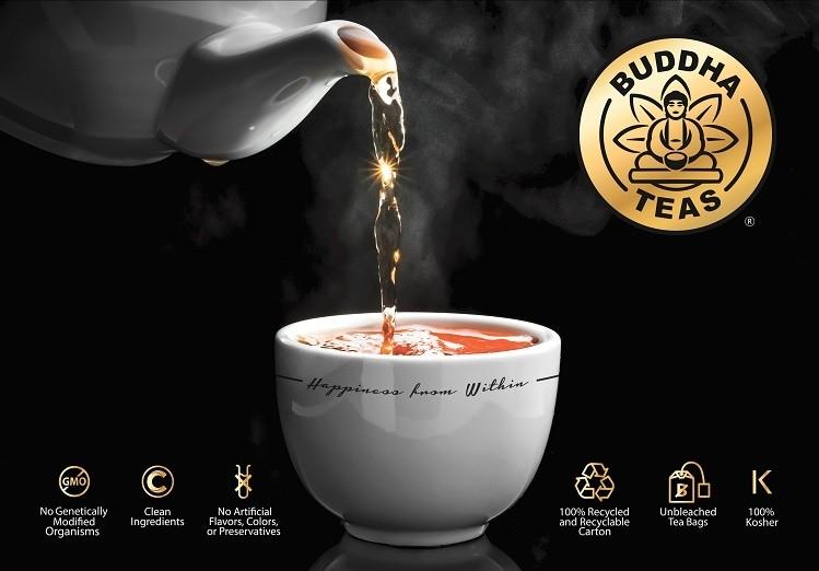 Best tea from Buddha Teas