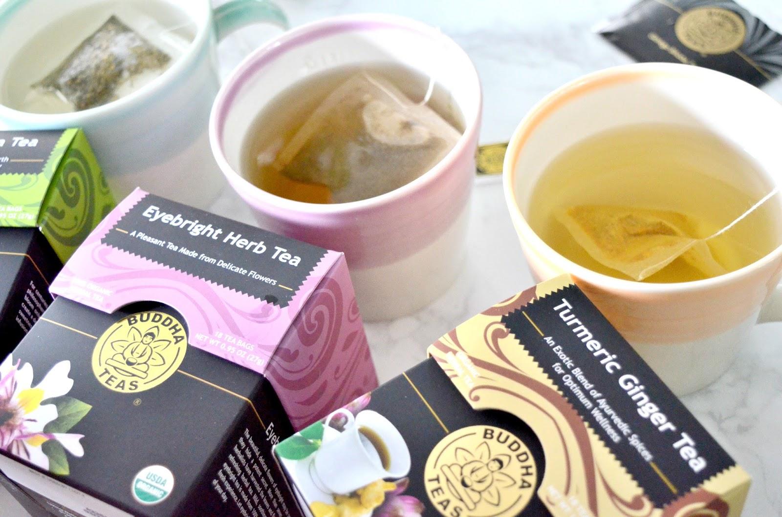 Eyebright tea from Buddha Teas