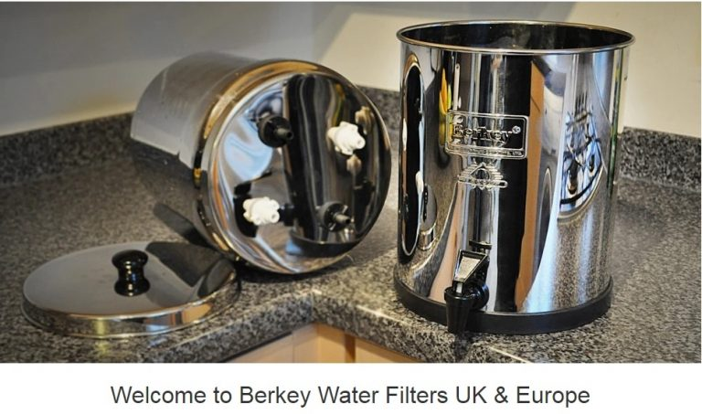 Berkey Water Filters review – Fresh and Pure Water for Mind & Body