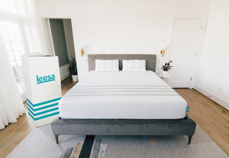 Leesa coupon code and mattress review