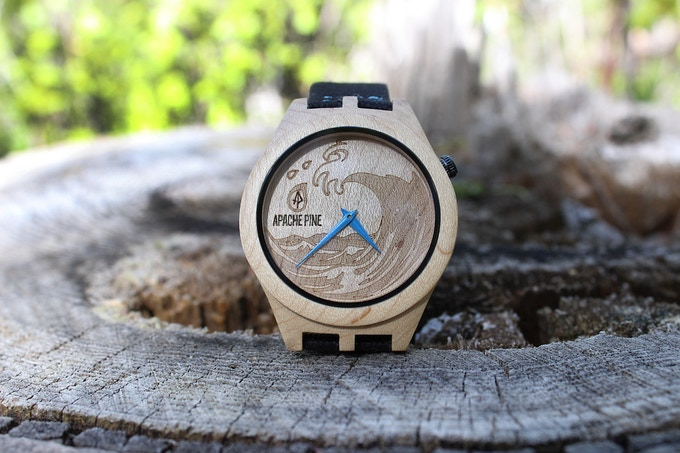 Apache Pine Review – The Best Hand-crafted Wooden Watches