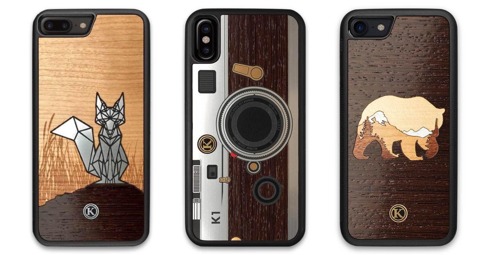 Keyway Designs wood cases
