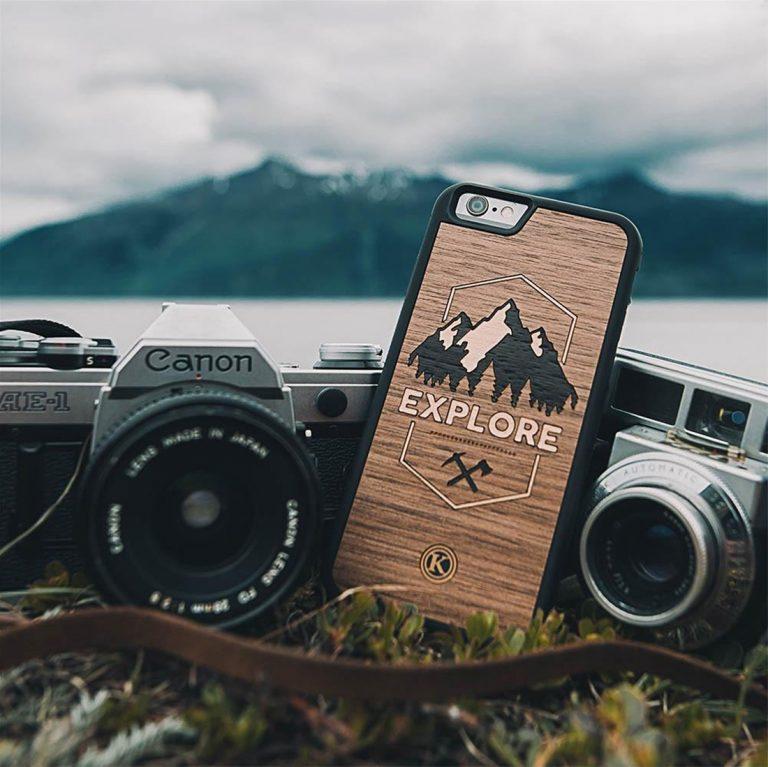 Buy wood iphone cases at Keyway Designs – Unique Gear