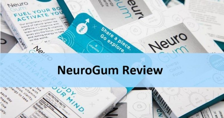 """NeuroGum Review – The Best """"Portable"""" Energy Booster?"""