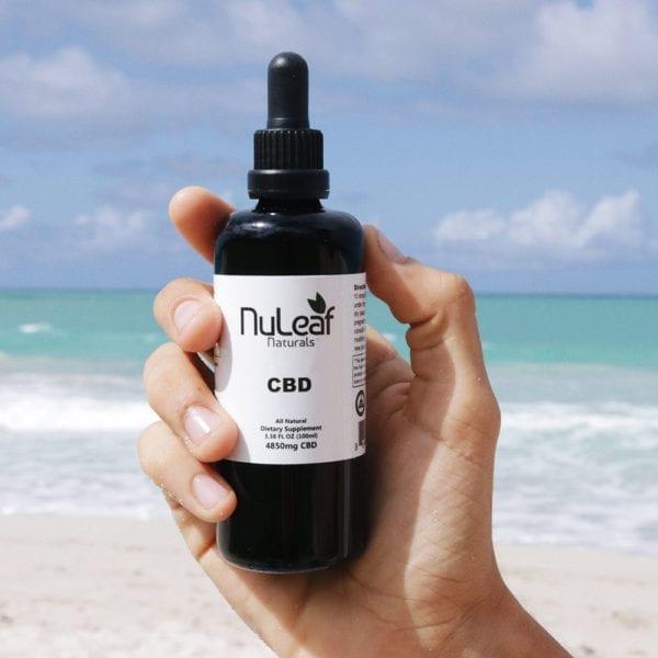 NuLeaf Naturals Spectrum CBD Oil