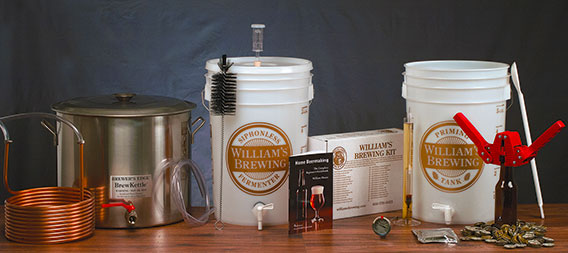 William's Brewing Review