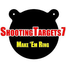 ShootingTargets7 review: Top quality Laser Cut AR500 steel