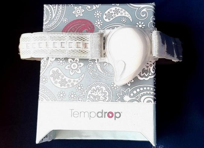 Temp Drop review- learn your patterns during sleep