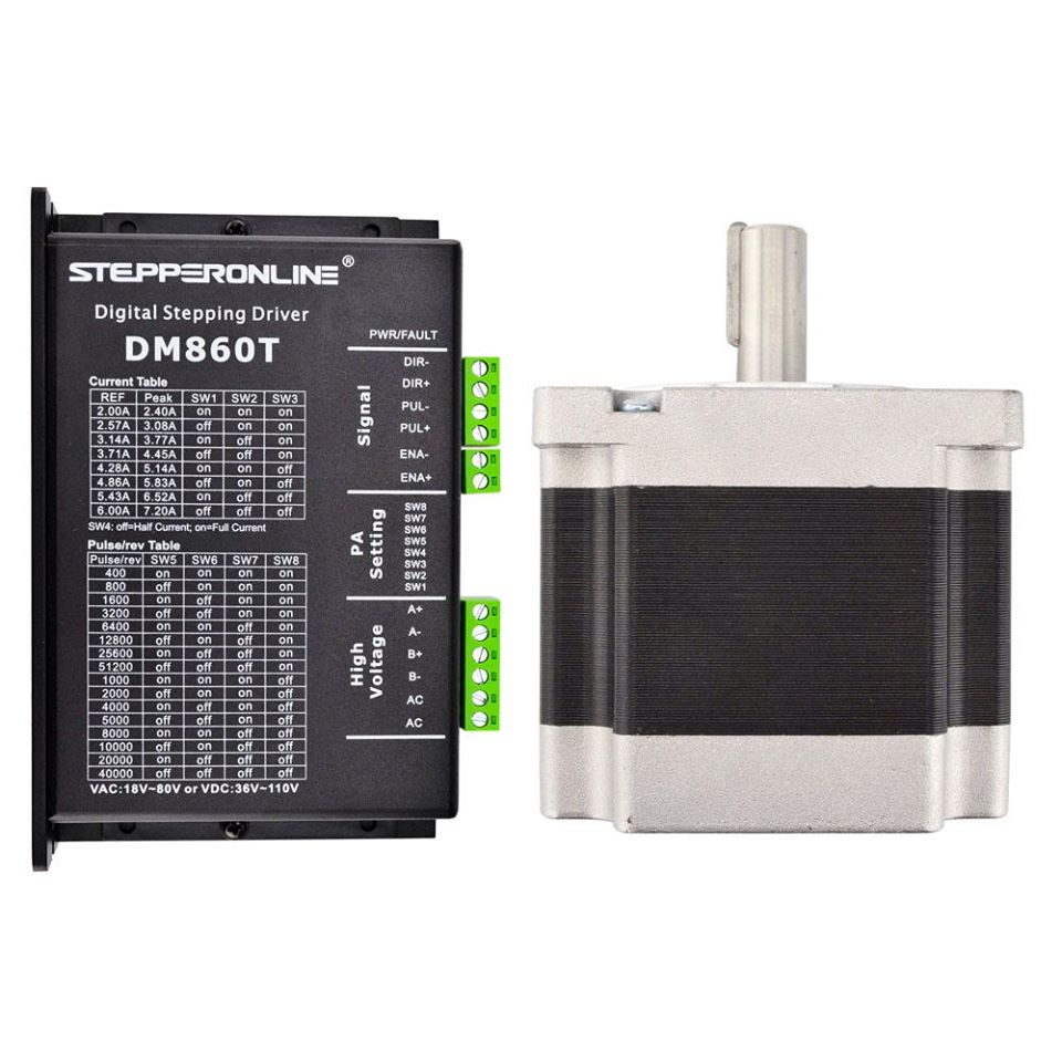1 Axis Stepper CNC Kit - Stepperonline