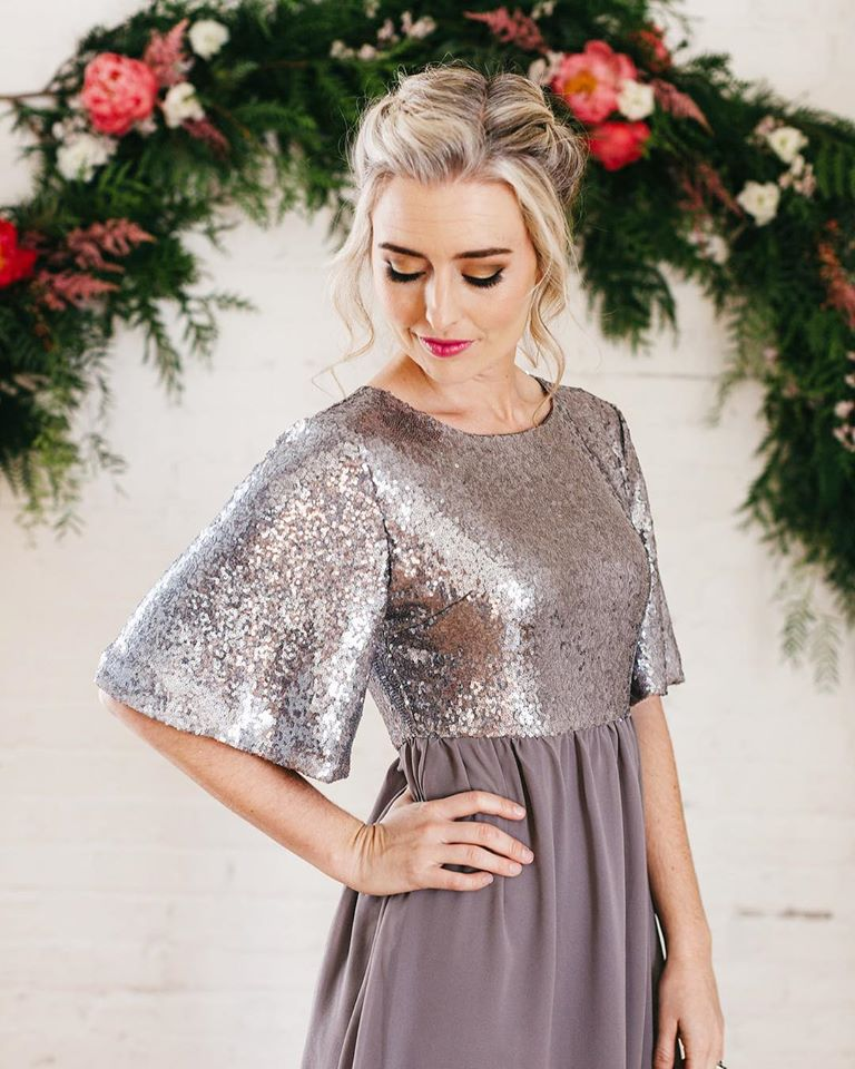 Party Dress from Ashley Le Mieux