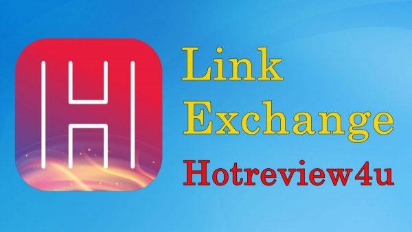 Link exchange - Hotreview4u