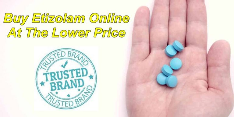 EtizoLab review – Buy Etizolam Online At The Lower Price