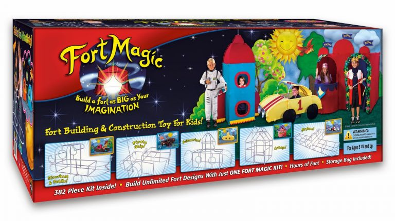 Fort Magic review: help our kids be creative