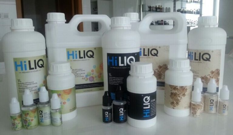 HiLIQ review – High Quality E-liquids Priced for Business