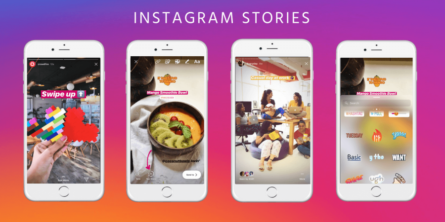 Instagram Story - Boostup Social review