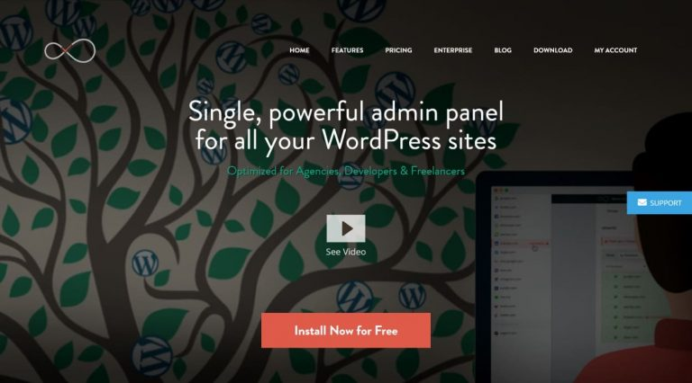 InfiniteWP Review – Best Way To Manage Multiple WordPress Sites