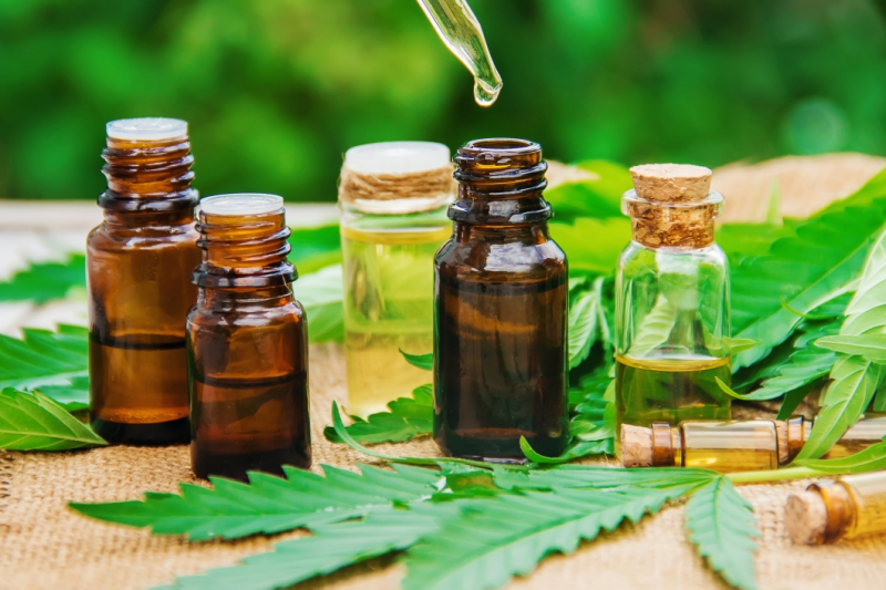 Natural CBD oil from Discover CBD