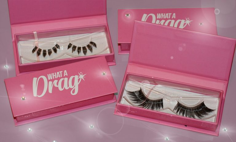 What A Drag UK Review – 3D Stacked Lashes For Every Queen