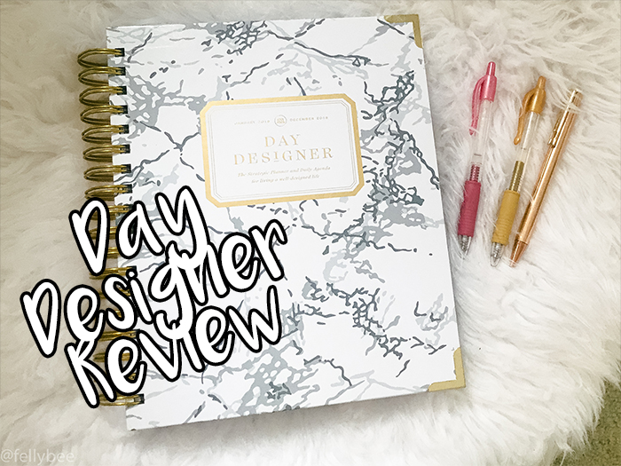 Day Designer review – Perfect go-to planner for every goal getter.