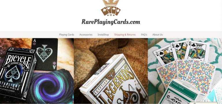 RarePlayingCards review: Owning unique decks of playing cards