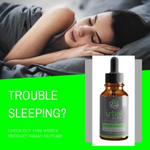 CBD For Better Sleep - Urbal Activ review