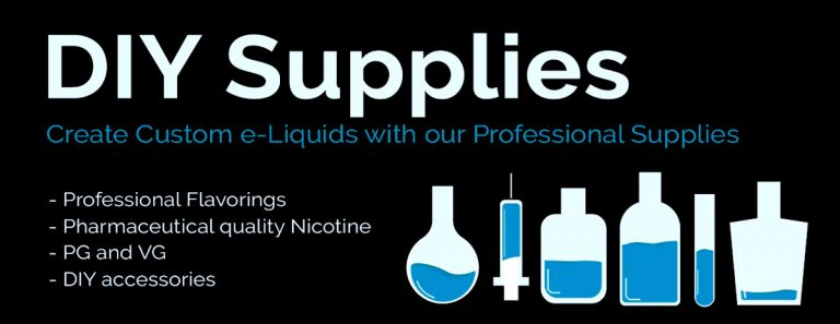 DIY E-Liquid Supplies review: Save time in creating vape oils