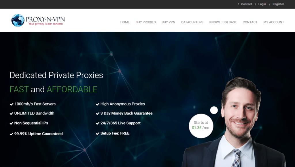 Proxy N VPN review