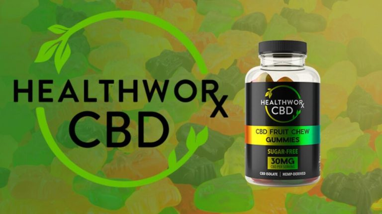 Healthworx CBD Review – Is it good for health?
