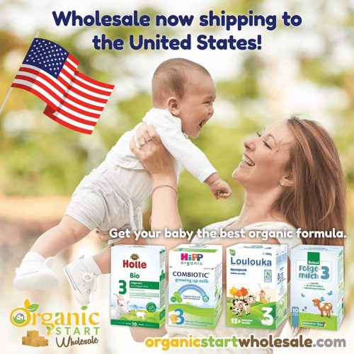 Perfect choice for your baby - Organic Start review