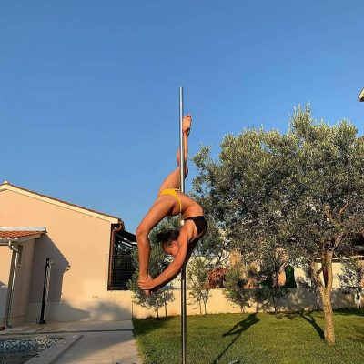 Pole dance equipment - Lupit Pole review