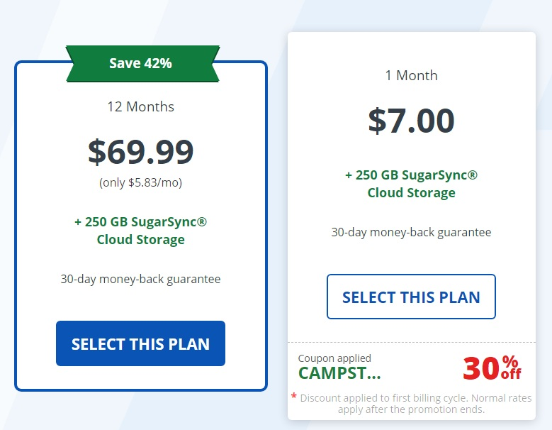 StrongVPN coupon 30% off