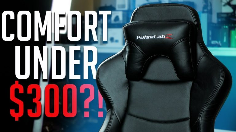 PulseLabz Gaming Chairs Review: Are the chairs worth it?