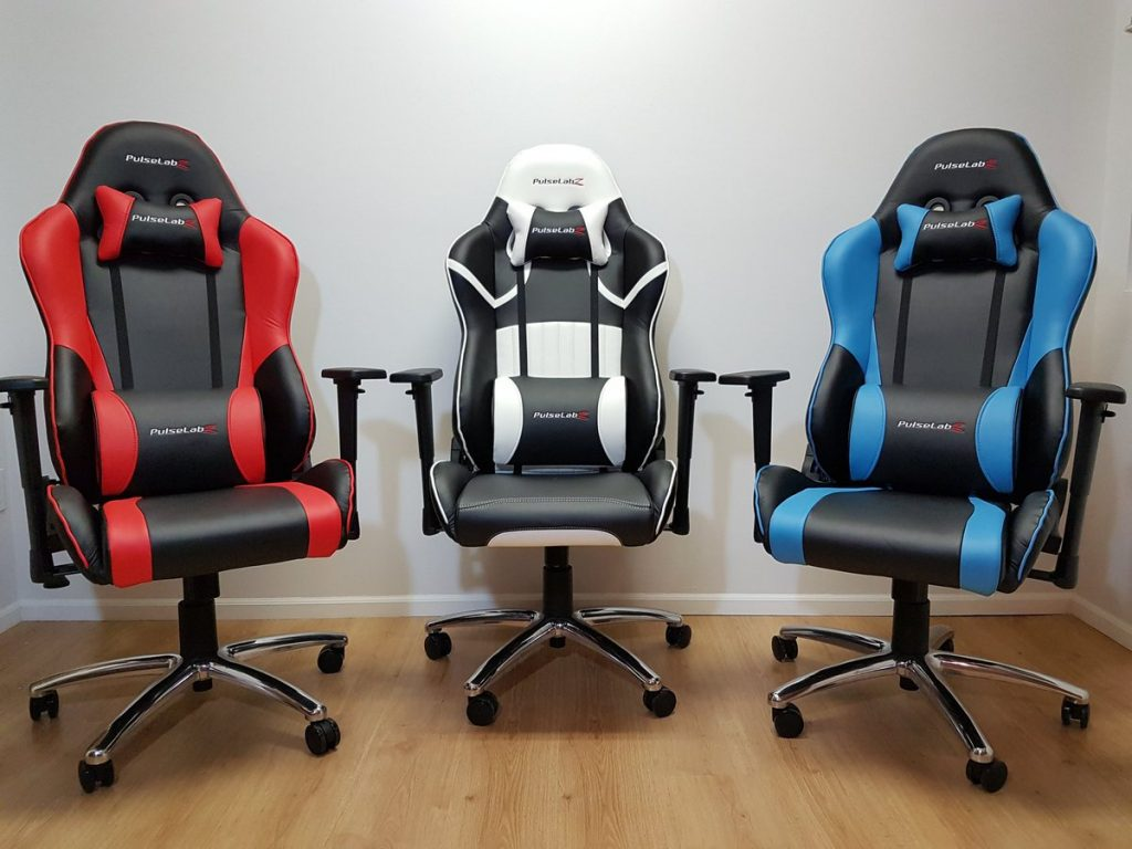 PulseLabz Gaming Chair Review