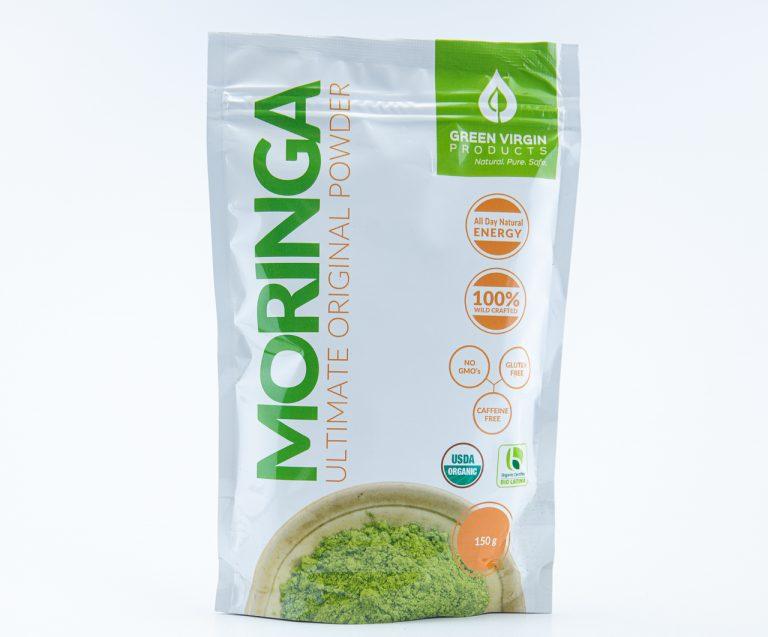 Green Virgin Products Review: health benefits Moringa