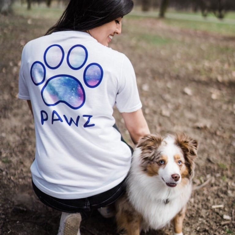 PawzShop review – Buy cute tshirts and save animals