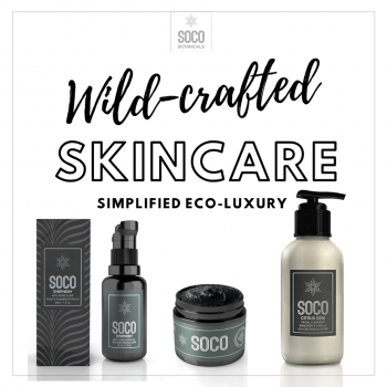 Simplified Skin Care - Soco Botanicals review