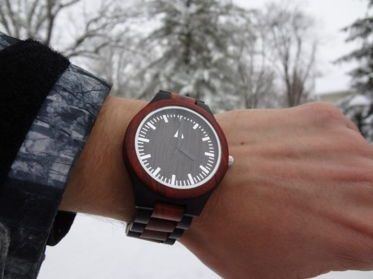 Tree Hut review: 2020modern wooden watches for men