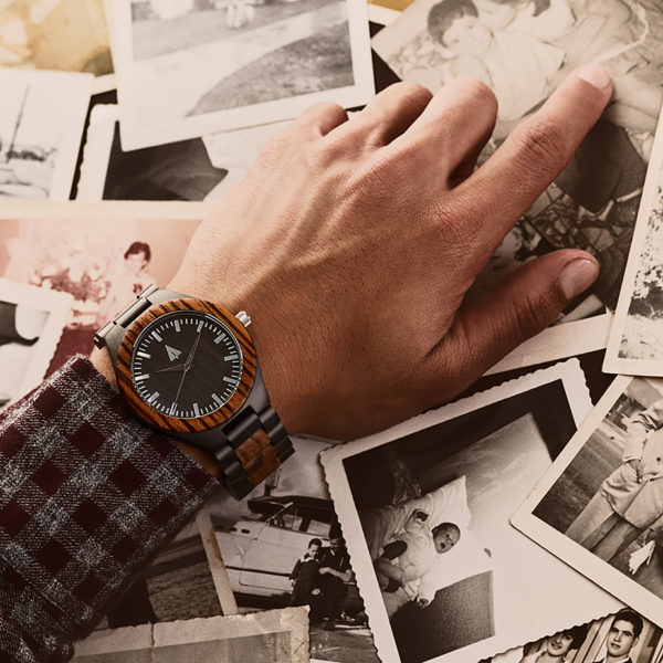 Tree Hut review: wood watches for men