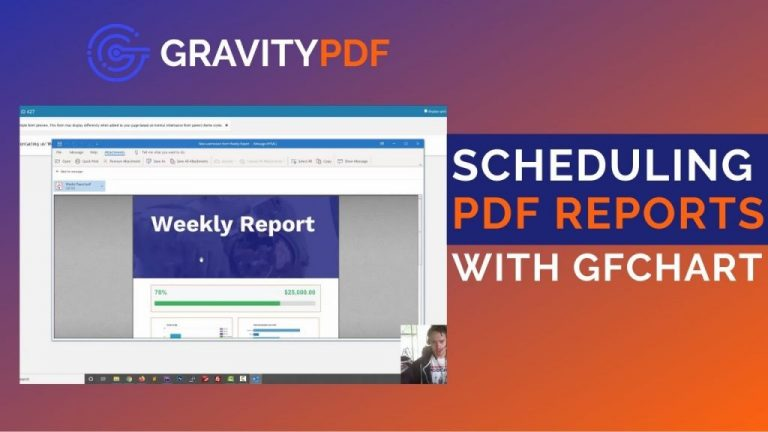 GFChart review – a WordPress plugin for gravity forms