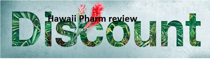 Hawaii Pharm review: 2020 premium liquid extracts