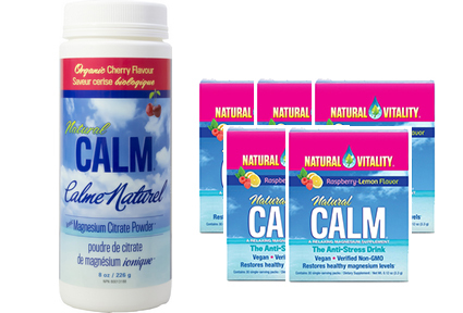 Natural Calm Canada review