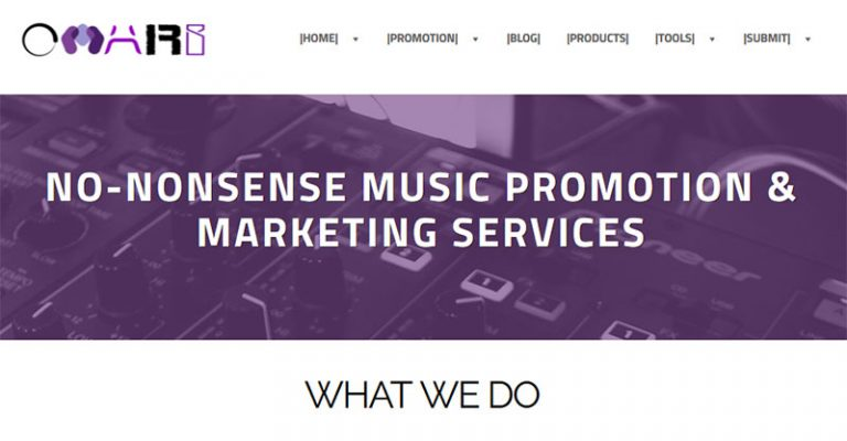 Omari MC Review – professional music promotion agency