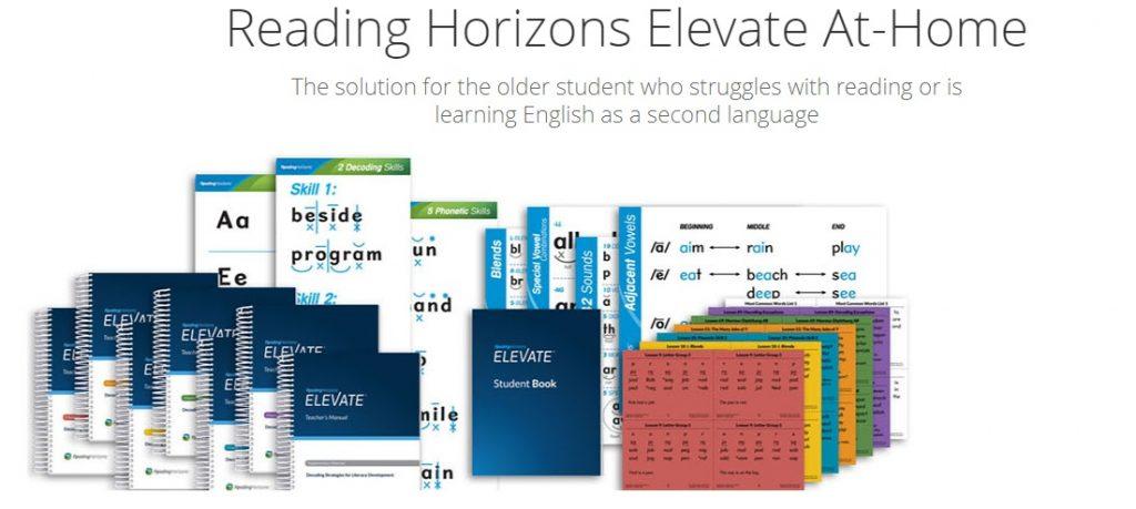 Reading Horizons Elevate