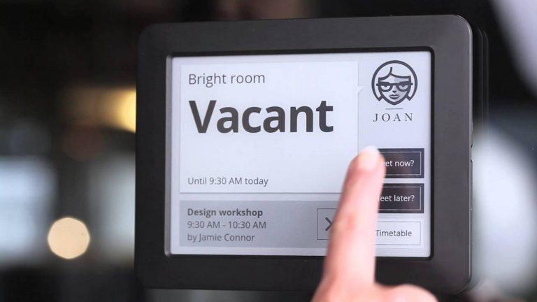 Getjoan Review: Be Professional In Managing Meeting Room
