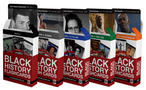 Black History Flashcards -Urban Intellectuals Review