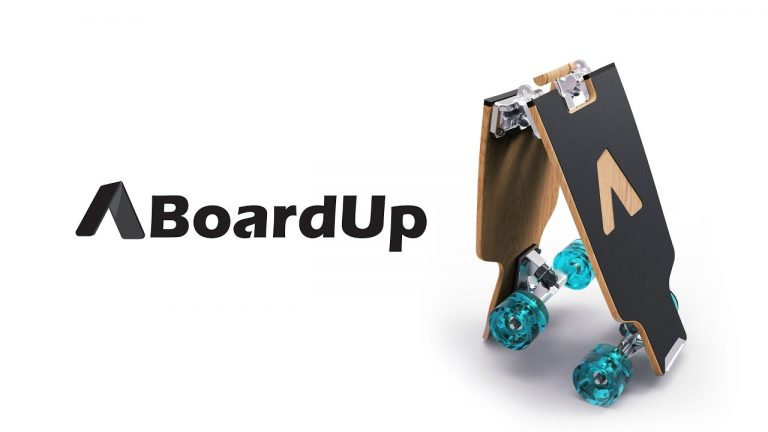 BoardUp Review 2021- Cool Self-folding Longboard For Perfect Rides