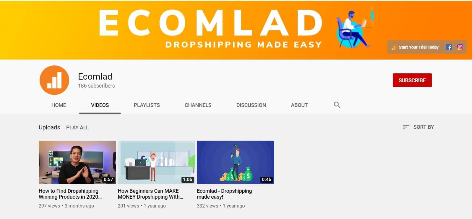 Ecomlad review